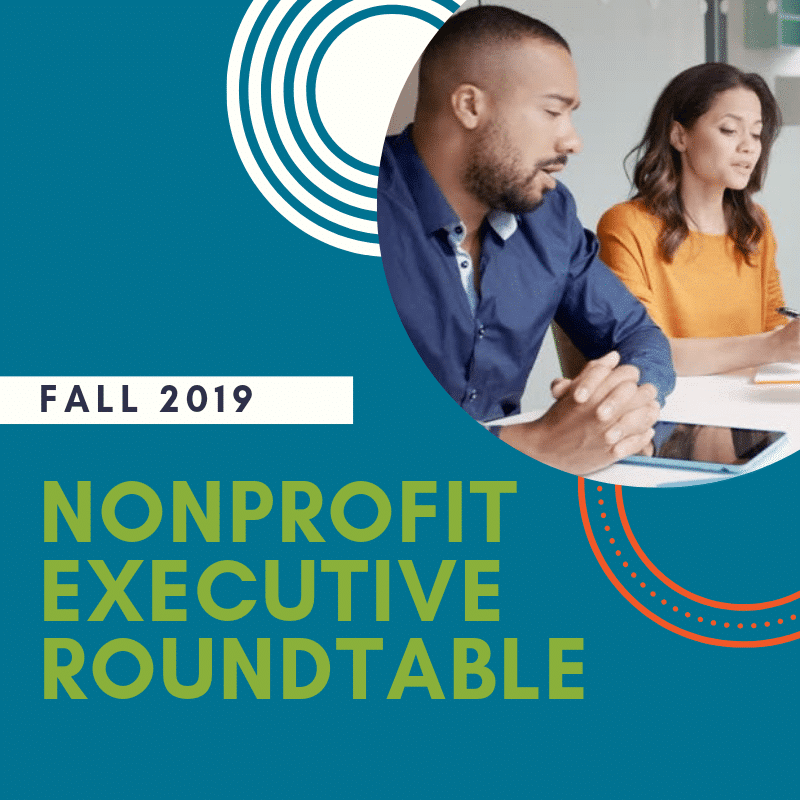 Nonprofit Executive RoundTable