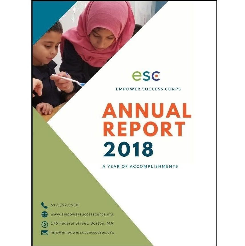 ESC FY2018 Annual Report