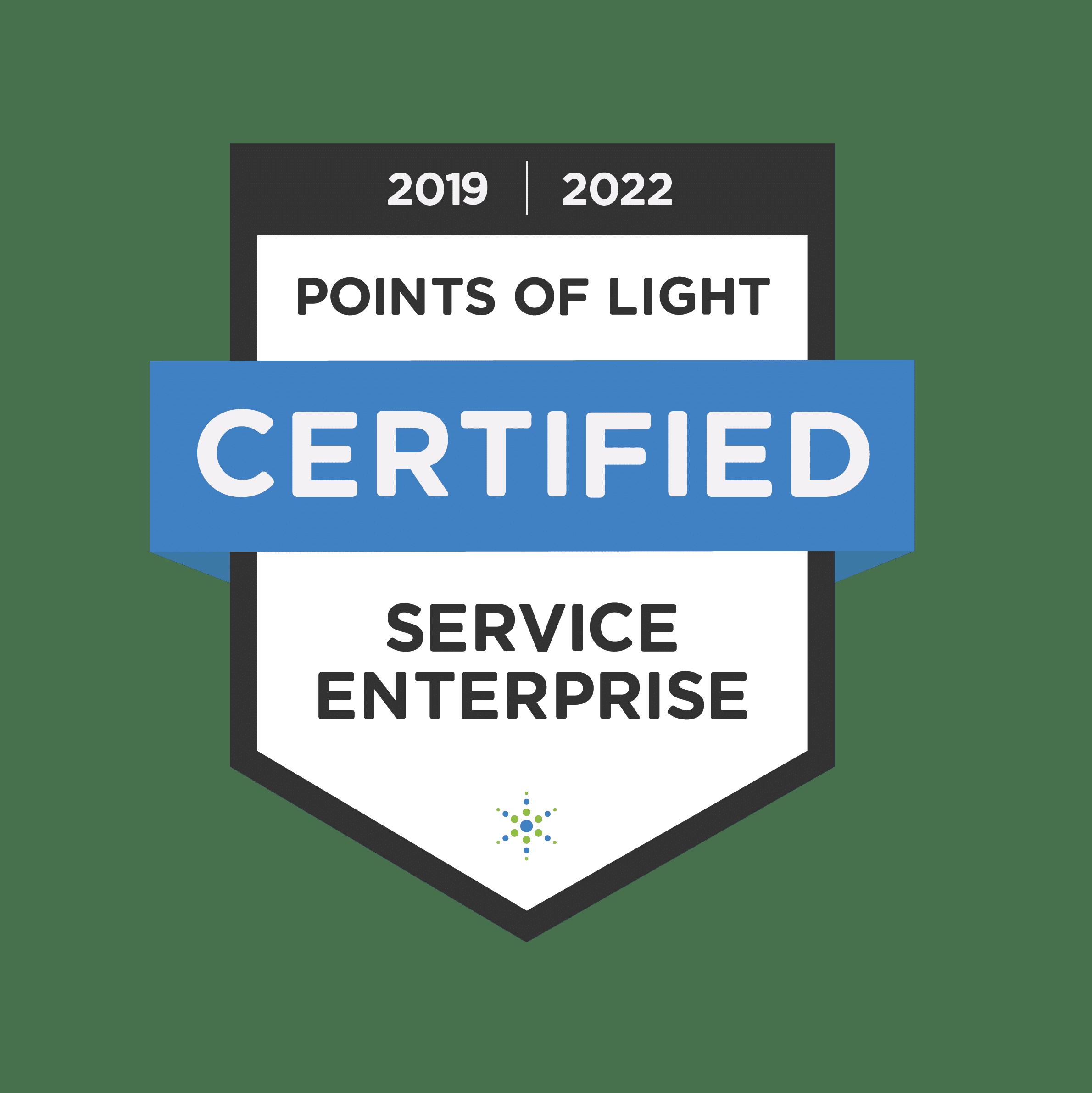 ESC Becomes Service Enterprise Certified